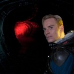 Fassbender in Prometheus