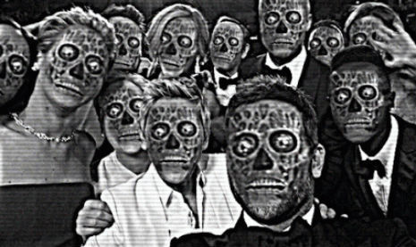 They Live selfie