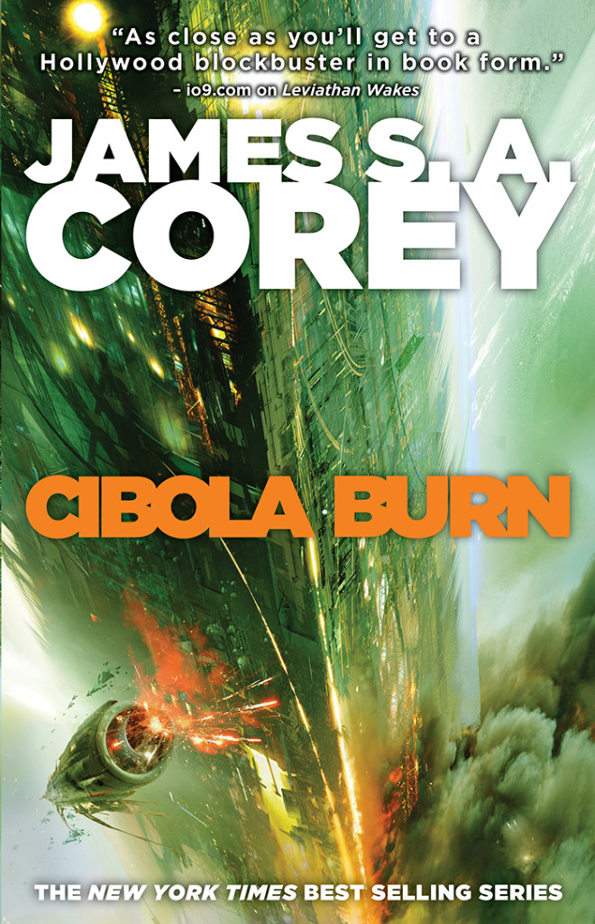 Cibola Burn by James A Corey