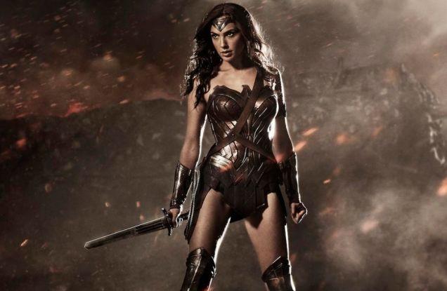 Gal Gadot as the new Wonder Woman