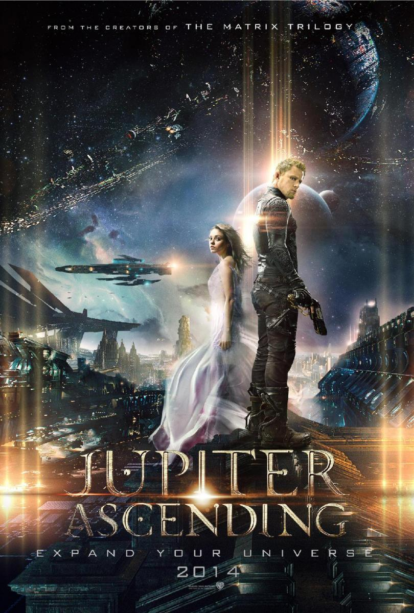 JUPITER ASCENDING trailer 3 - ScifiWard