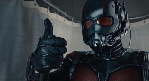 New Ant-Man trailer