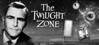 Original Twilight Zone and Rod Serling