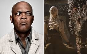 Samuel L Jackson, Game of Thrones. Together at last.