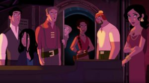 Firefly the animated series