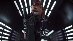 Binks rebels...