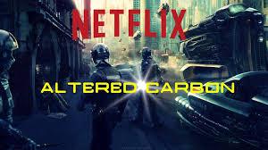 Altered Carbon TV Show - ScifiWard